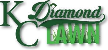 KC Diamond Lawn Logo